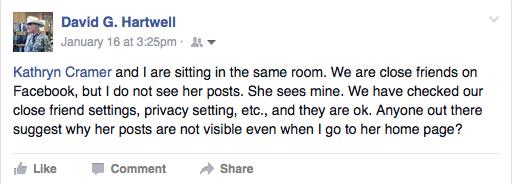 FacebookInvisibilty
