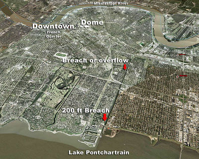 Effects of Hurricane Katrina in New Orleans - Wikipedia, the free