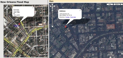 Searches: 1245 Columbus St.