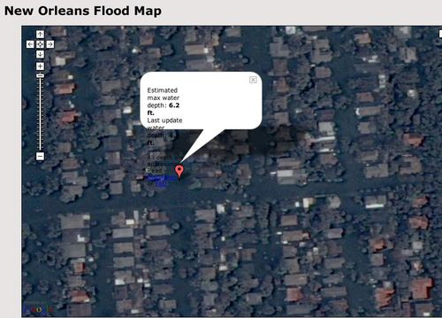Searches: 5000 Marigny St.