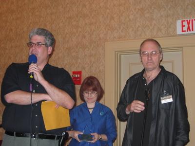 Scott Edelman, Diane Martin, & John Clute